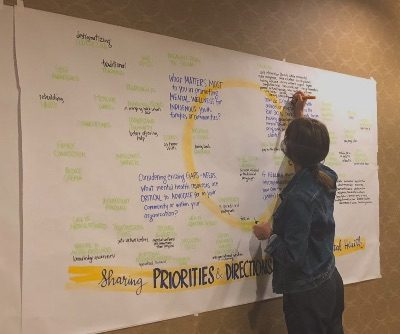 Graphic Recording Government Edmonton Alberta