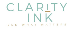 Clarity Ink Logo